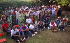 The carers in the project who are responsible for the children