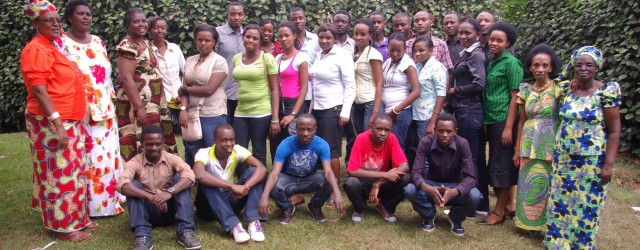 The Project University students
